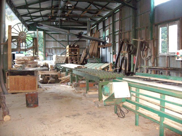 Zolotas Wood Manufacturing Facility